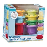 International Playthings Stack n Nest Cups Educational Toy