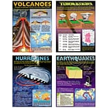 McDonald Publishing Understanding Natural Disasters Poster Set, Science