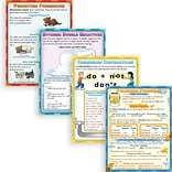 McDonald Publishing Grammar Dos and Donts Poster Set, Language Arts