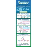McDonald Publishing Multiplying Binomials Colossal Poster, Math