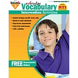 Newmark Learning Everyday Vocabulary Intervention Activity Book, Grade 3 (NL-0160)