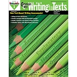 Newmark Learning Common Core Practice Writing to Texts Book, Grade 1
