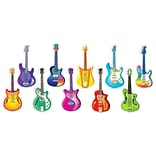 Teacher Created Resources 6 Accents, Guitars, 30/Pack