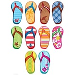 Teacher Created Resources 6 Accents, Flip Flops, 30/Pack