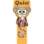 Top Notch Teacher Products® Quiet Handy Signs, Grades Toddler - 12 (TOP5366)