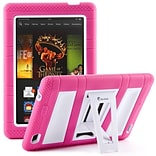 i-Blason Pink/WH Case F/Kindle Fire HD 2013