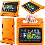 Orange Stand Case F/Kindle Fire HD 7