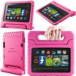 Pink Stand Case F/Kindle Fire HD 7