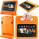 Orange Stand Case F/Kindle Fire HDX 7