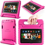 Pink Stand Case F/Kindle Fire HDX 7