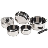 Stansport™ Stainless Steel Family Cook Set