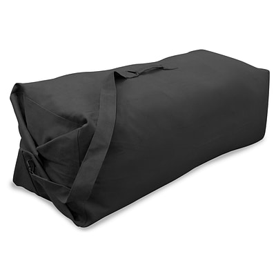 Stansport™ 21 x 36 Duffel Bag With Strap, Black