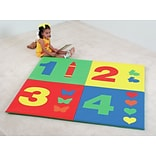 Childrens Factory 1-2-3-4 Mat