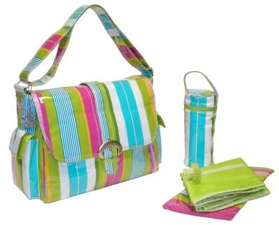 Kalencom Laminated Buckle Diaper Bag