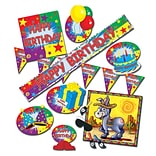 Beistle 9 Piece Happy Birthday Party Kit