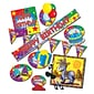 Beistle 9-Piece Happy Birthday Party Kit