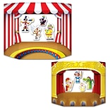 31x25 Puppet Show Theater Photo Prop