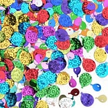 Beistle Balloon Party Confetti; Multicolor, 5/Pack