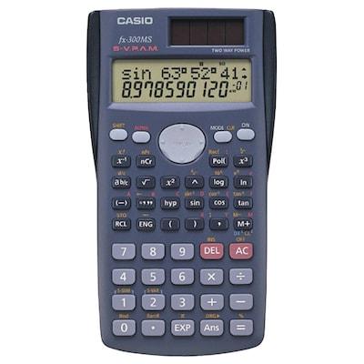 Casio(r) FX300MSPL Scientific Calculator Teacher Kit; 10 pack