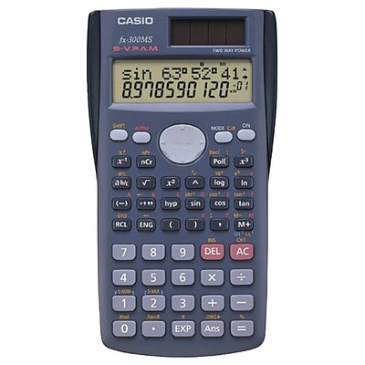 Casio® FX300MSPL Scientific Calculator Teacher Kit; 10-pack