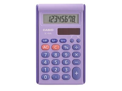 Casio(r) 8 Digit LCD Basic School Calculator Teacher Kit