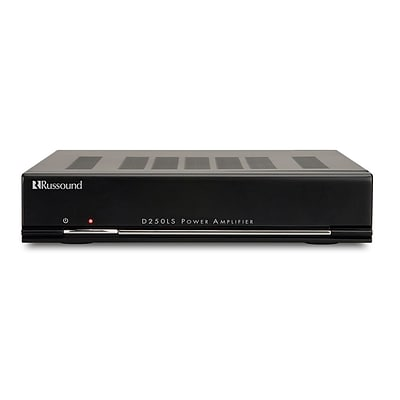 Russound® D250LS 50W Two Channel Amplifier, Black