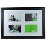 Kiera Grace PH00326-3FF Black Wood 21 x 24.5 Picture Frame