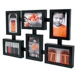 Kiera Grace PH00348-5FF Black Plastic 21 x 24.5 Picture Frame