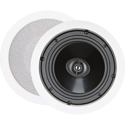 STEREN® Sequence Premier 60 W Two-Way In-Ceiling Speaker