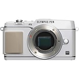 Olympus EP5 16MP Digtal Camera Wht 11196753
