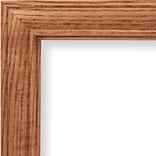 Craig Frames Inc. 1.25 Wide Wood Grain Picture Frame; 8 x 10