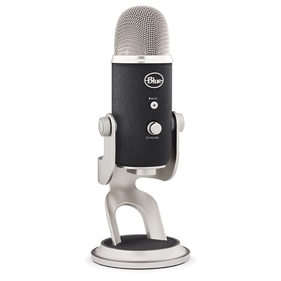 Blue® Microphones Yeti Pro Four Pattern USB Microphone