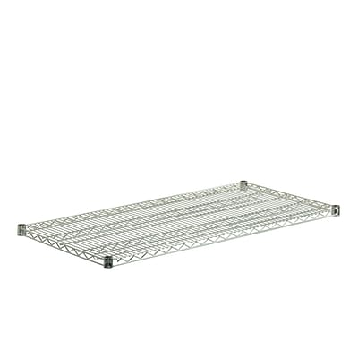 Honey-Can-Do Powder Coated 24 x 48 Steel Wire Shelf, 1/Each