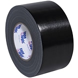 Tape Logic™ 3/PK Black 3x60 yds. Duct Tape