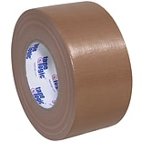 Tape Logic™ 10 mil Duct Tape; 3 x 60 yds; Brown, 3/Carton