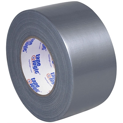 Tape Logic™ 10 mil Duct Tape, 3 x 60 yds, Silver, 16/Pack