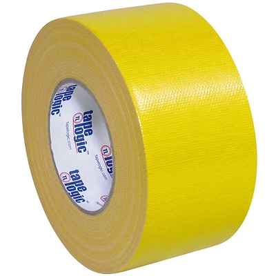 Tape Logic™ 10 mil Duct Tape, 3 x 60 yds, Yellow, 3/Pack