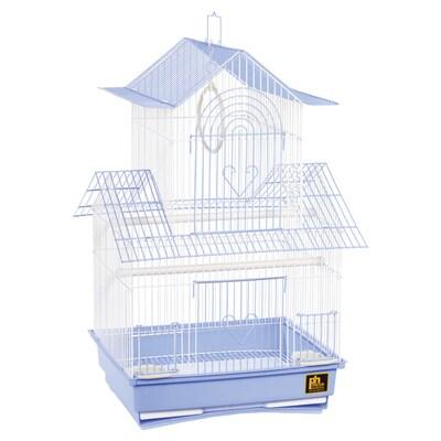 Prevue Hendryx Shanghai Parakeet Bird Cage; Blue