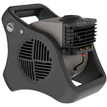 Lasko® BK/GRA Outdoor 3-Speed Misting Fan