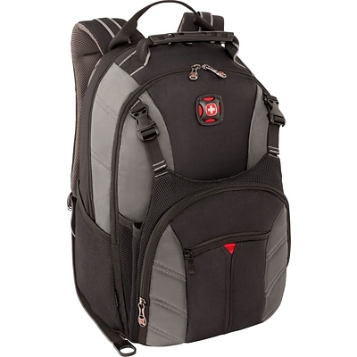 Wenger® SHERPA DX 16 Laptop Backpack; Gray