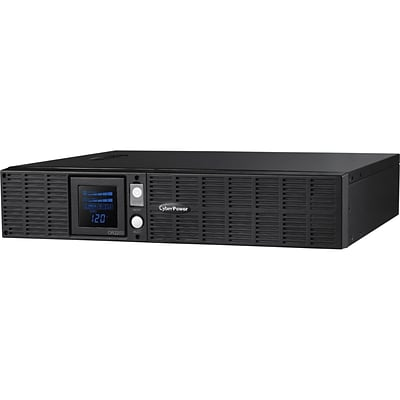 Cyberpower® Smart App LCD Series Tower/Rack-Mountable Intelligent UPS; 1320 W