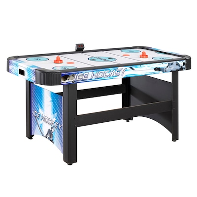 Hathaway(tm) Face-Off 5' Air Hockey Table With