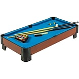 Hathaway™ 40 Sharp Shooter Table Top Pool Table, Blue