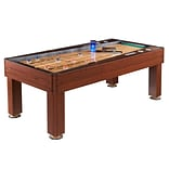 Hathaway™ Ricochet 7 Shuffleboard Table, Cherry