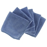 Shaxon Blue 6/PK Microfiber Cleaning Cloth