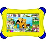 Visual Land® Yellow 7 Android 4.2 Tablet