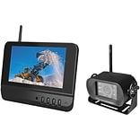 Boyo® 2.4GHz Digital WRLS Rear View System