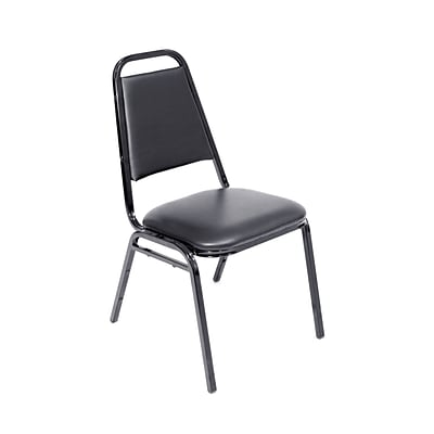 Regency Seating Restaurant Vinyl/Metal Stacking Chair