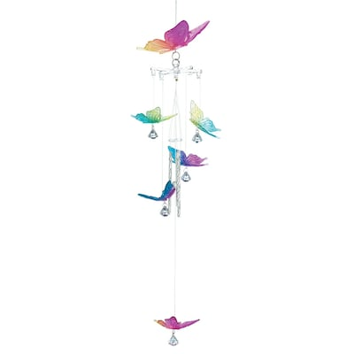 Zingz & Thingz Fluttering Wind Chime