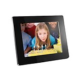 High-Resolution 8 Digital Frame with Remote